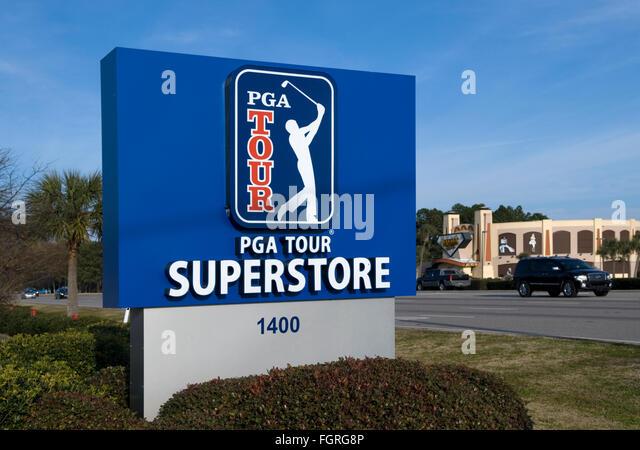 Pga Tour Superstore Myrtle Beach Sc United States