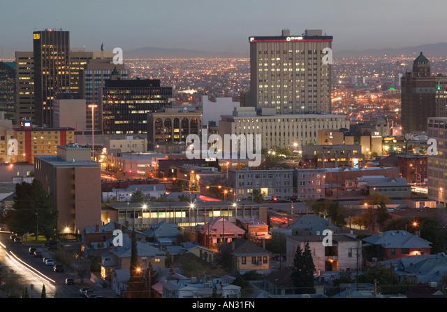 Downtown El Paso Shoe Stores