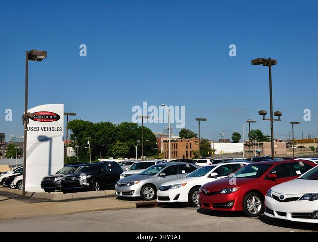 Used Car Dealership Usa Stock Photos Amp Used Car Dealership