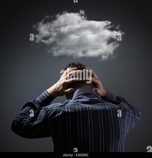 Depression - Stock Image
