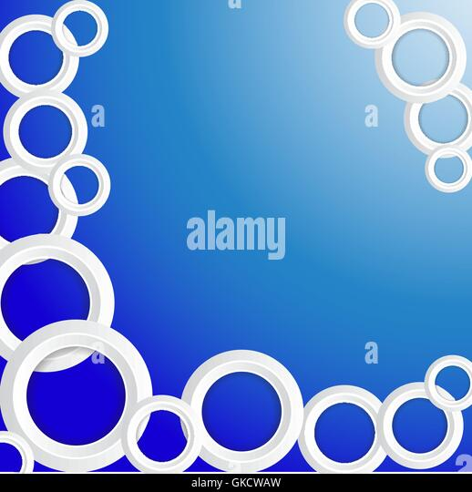 Circles Background - Stock-Bilder