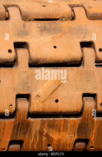 Crawler track - Stock-Bilder