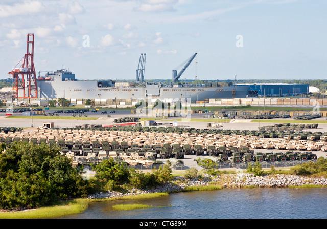 Blount Island Marine Terminal Jacksonville Fl