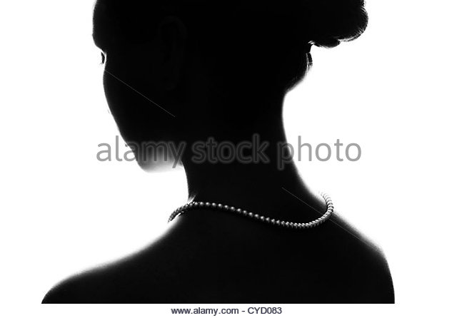 Necklace - Stock Image