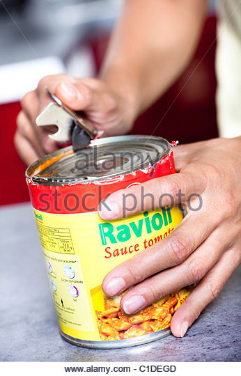 Woman can - Stock Image