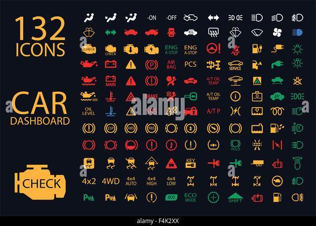Ford Symbols On Dashboard Carburetor Gallery