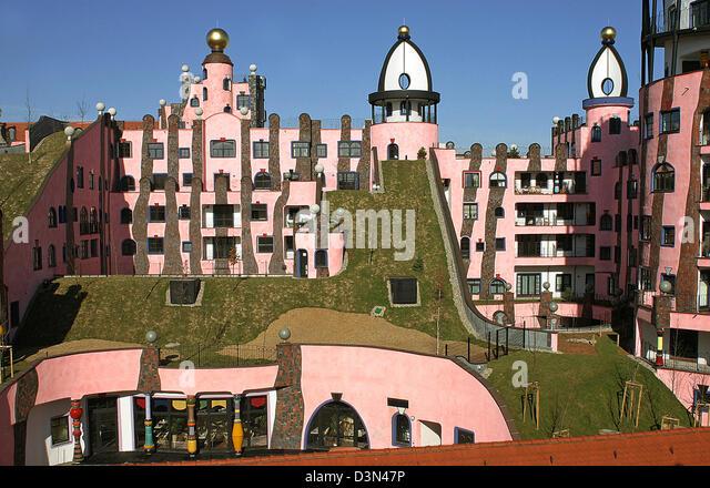 Gruene citadel of magdeburg stock photos gruene citadel for Design hotel magdeburg