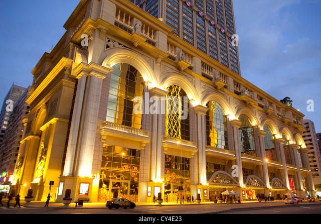 Macau casino stocks kewadin casinos sault