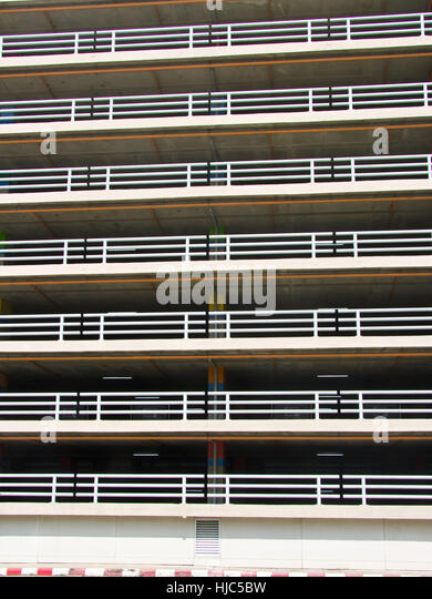 Car Tower Parking Garage Stock Photos Amp Car Tower