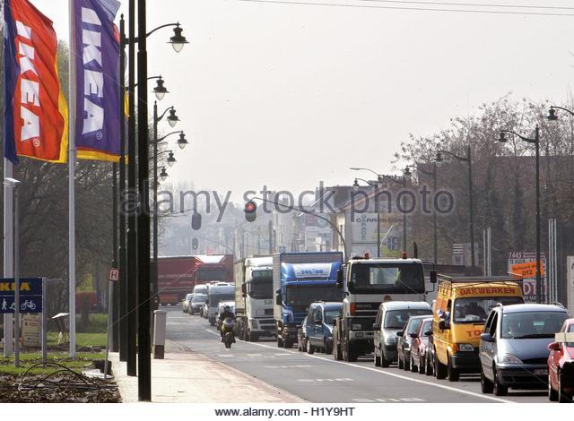 commune traffic stock photos commune traffic stock. Black Bedroom Furniture Sets. Home Design Ideas