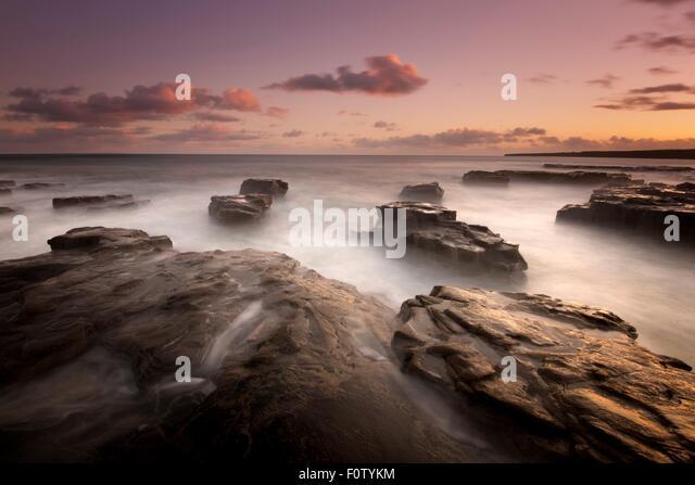 Crab Island, Doolin, Ireland - Stock-Bilder