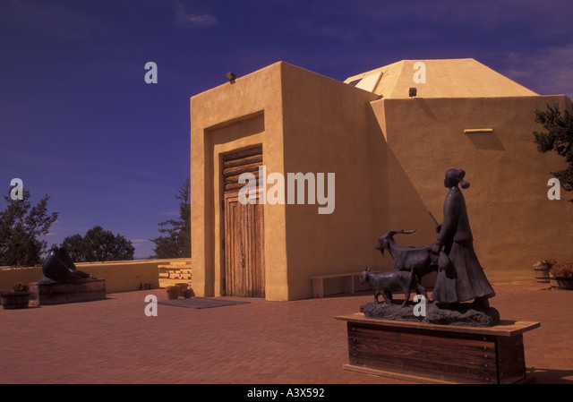 AJ23876, Santa Fe, NM, New Mexico - Stock Image