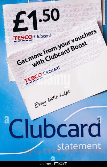 Tesco coupon boost
