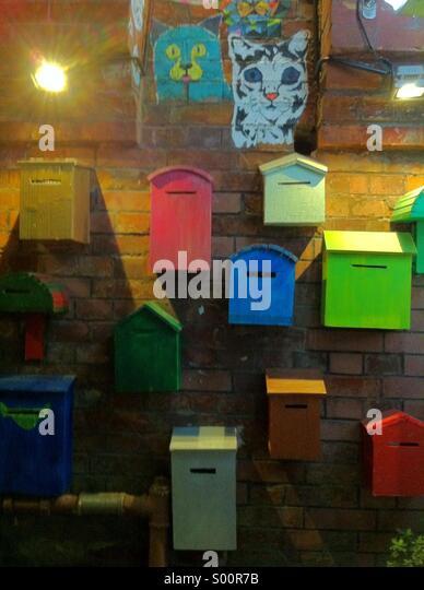 Mailbox - Stock Image