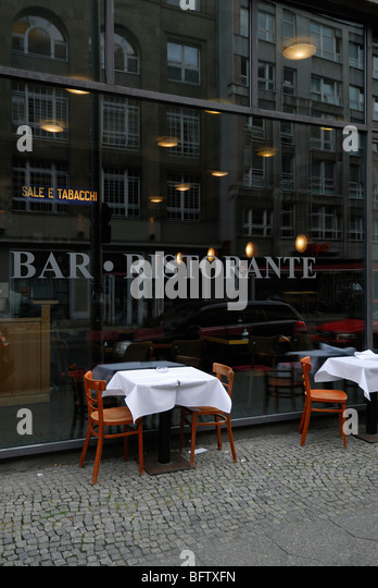 Bar germany restaurant stock photos bar germany for Sale e tabacchi berlin