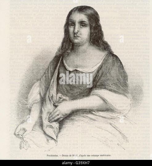 Pocahontas Biography