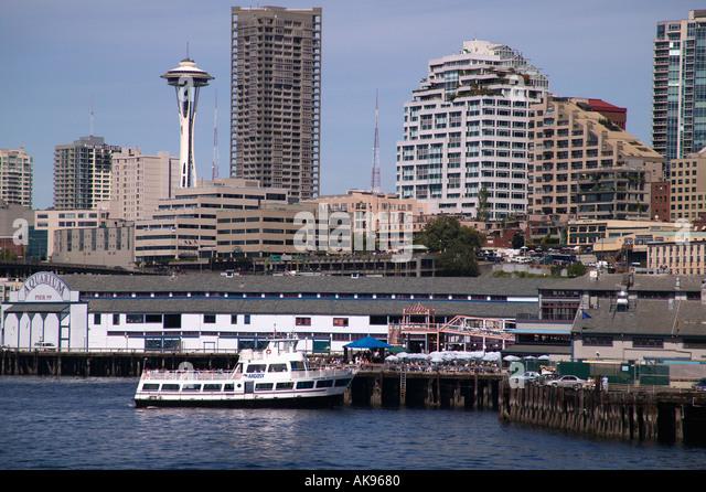 Elliott Bay Boat Tour Seattle