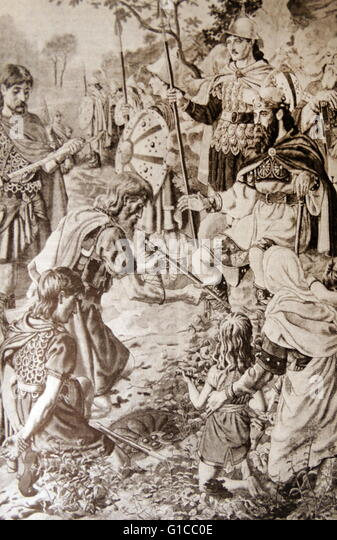 the life of alfred the great The holy and right-believing king alfred the great was the king of wessex from 871 to 899 he successfully stopped the advance of the danes into anglo-saxon england, unifying the country  aethelwulf was a devout christian, a trait that would reflect in alfred's life.