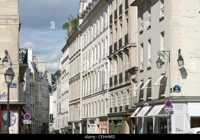 6e stock photos 6e stock images alamy - Rue bonaparte paris 6 ...