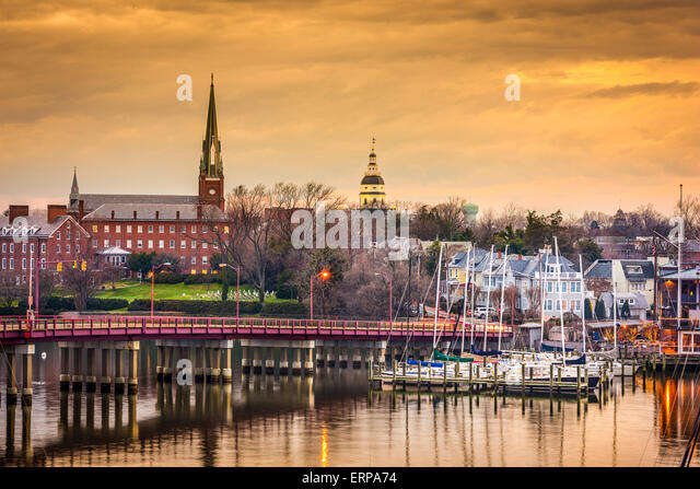 annapolis-maryland-usa-state-house-and-s
