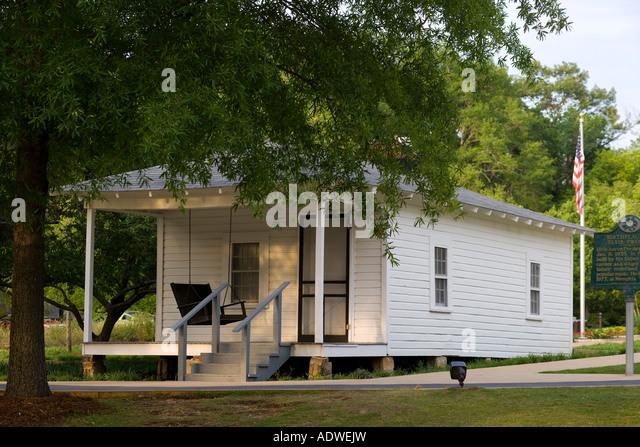 Tupelo Mississippi Birthplace of Elvis Presley - Stock Image