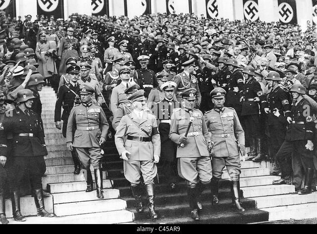 """an essay on the history of the nazi party Shortly after the party's name was changed to national socialist german worker's party or """"nazi party party, hitler designed the essay film history law."""
