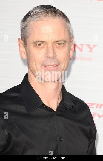 C. Thomas Howell at arrivals for THE AMAZING SPIDER-MAN Premiere, Regency Village Westwood Theatre, Los Angeles, - Stock Image