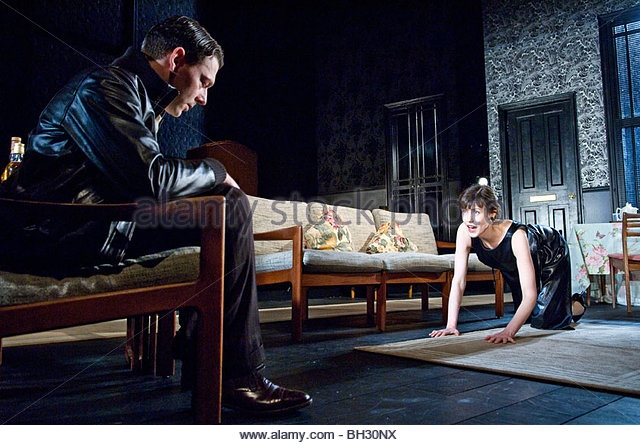 harold pinterharold pinter and the concept According to colman (1988), harold pinter's play the caretaker illustrates the  inadequacy of the stable set, a solution concept of cooperative game theory  proposed by von neumann and morgenstern (1944)  pinter, harold 2000.