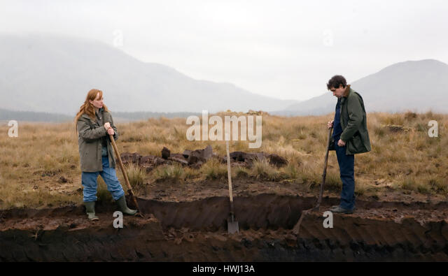 NOTHING PERSONAL 2009 Fastnet Films production with Lotte Verbeek and Stephen Rea - Stock-Bilder