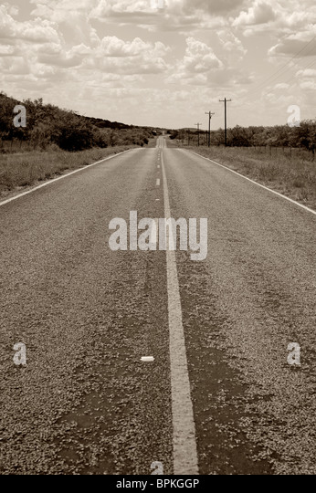 Country Road - Stock-Bilder