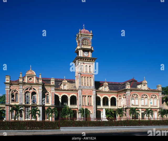 Trinidad and tobago school stock photos trinidad and - St joseph convent port of spain trinidad ...