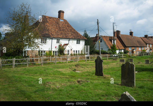 Historic timber framed houses in historic stock photos for The headcorn minimalist house kent