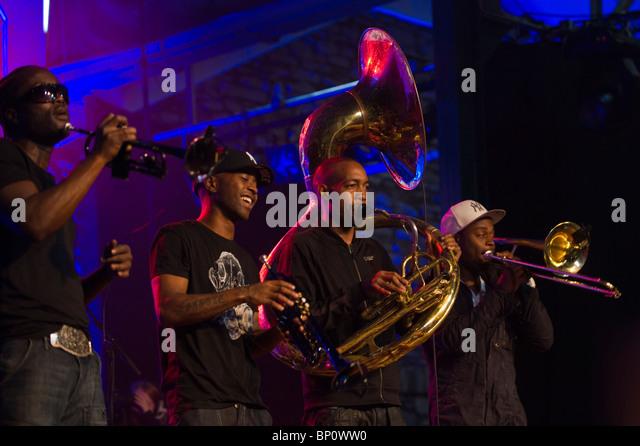Hypnotic Brass Ensemble Tour Uk