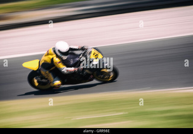 Daytona Dog Track >> Motorcycle Races Stock Photos & Motorcycle Races Stock Images - Alamy