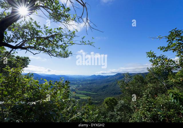 Pioneer Valley, QLD Australia - Stock Image