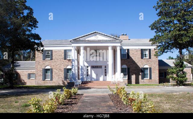 Graceland replica in Orlando Florida - Stock Image