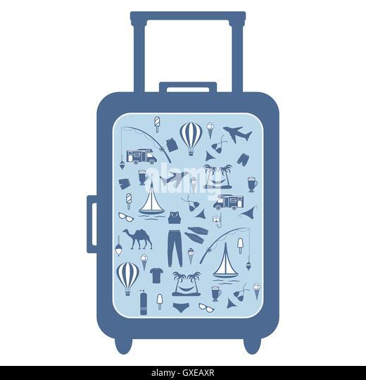 Travel Trailer Blue Book >> Travel Trailer On Beach Stock Photos & Travel Trailer On Beach Stock Images - Alamy