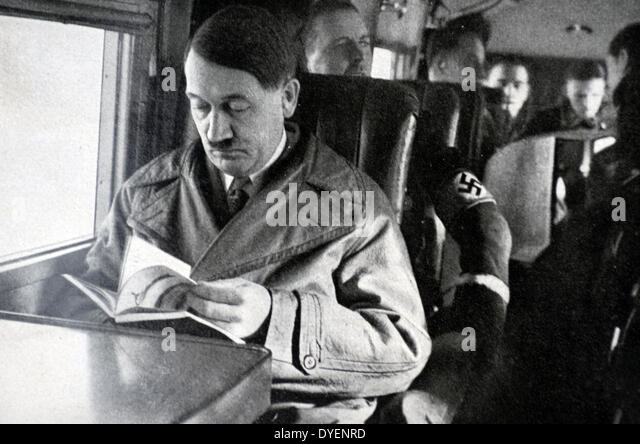 a biography of adolf hitler the leader of the german nazi party Nazi germany (1919-1938) summary the rise of nazi germany was the capstone of the inter-war period, and led to the outbreak of world war ii, shattering the tenuous peacethe nazi regime's progress was paralleled by the life of its leader, adolf hitler.