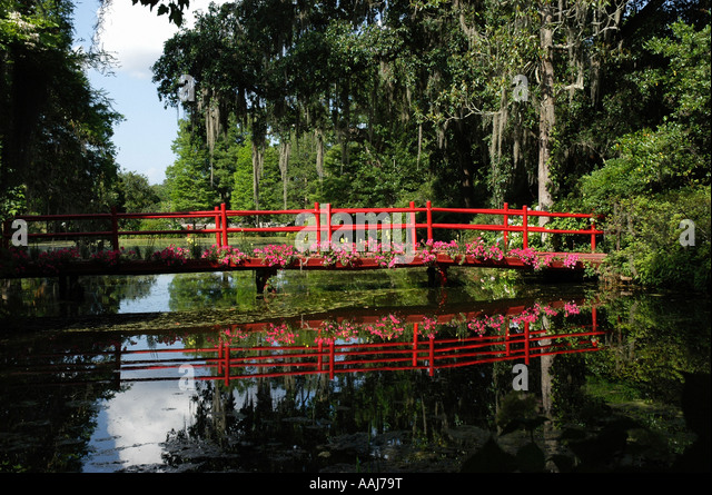Wetlands Walkway Bridge Stock Photos Wetlands Walkway Bridge Stock Images Alamy