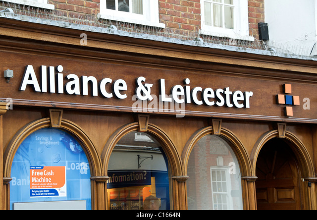 Alliance Leicester Building Society