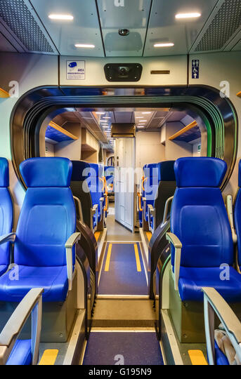 train carriage interior stock photos train carriage interior stock images alamy. Black Bedroom Furniture Sets. Home Design Ideas