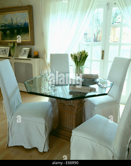 Photos Of Pets Beside Dining Room Table