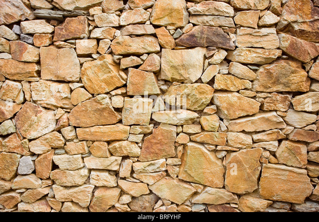 Rubble Stone Wall : Walling stock photos images alamy