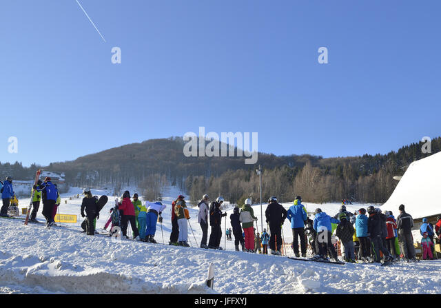 Lausche - Stock Image