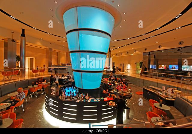 T hotel, Design Hotel , Cagliari , Italy Sardinia - Stock Image