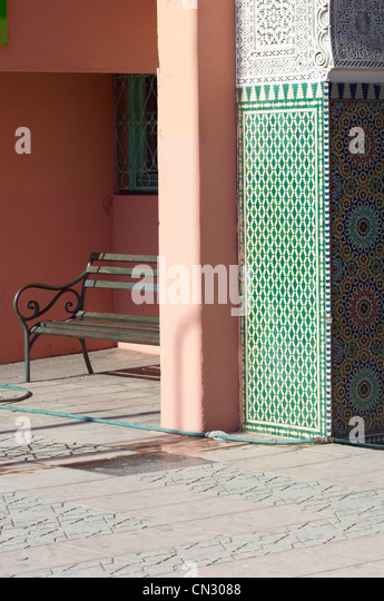 Marrakech, Morocco - Stock Image