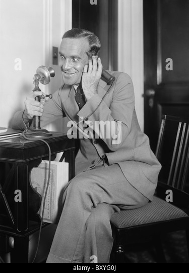 Vintage photo circa 1920s of Lithuanian-born American singer and actor Al Jolson (1886 - 1950). - Stock-Bilder