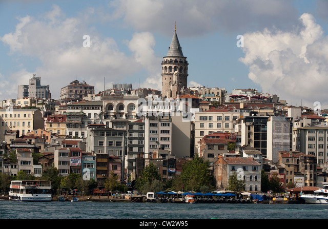 Istanbul Turkey - Stock Image