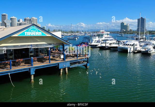 Channel Island Marina Restaurants