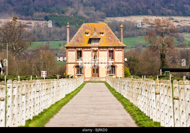 House France Country Stock Photos House France Country